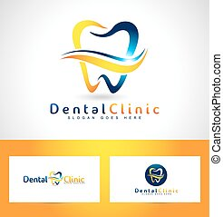 Dental Care Logo Design