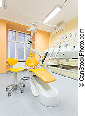 Dental chair and stool