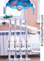 Dental chair equipment , dental medicine clinic , orthodontics department
