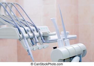 Dental chair equipment