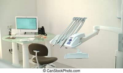 Dental clinic equipment