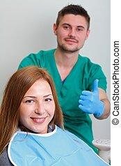 dental eksamen