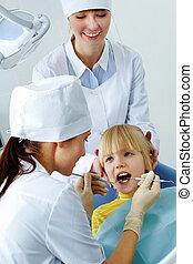 Dental examination