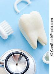 dental, hintergrund