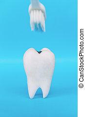 Dental Hygiene Concept - image of Dental Hygiene Concept