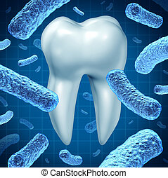 Dental Hygiene - Dental hygiene as an oral health symbol...