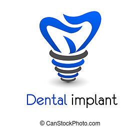 dental icon in vector format very easy to edit design.