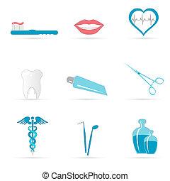 dental, ikonen