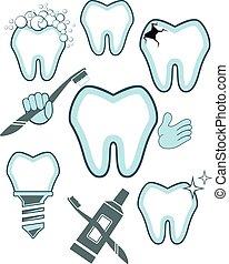 dental, jogo