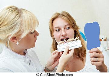 Dental medical treatment