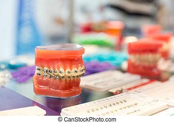 Dental, medicine equipment, orthodontic