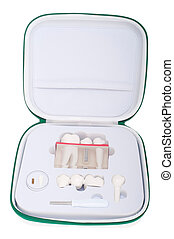 Dental model case