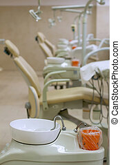 Dental office and equipment