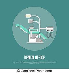 Dental office banner
