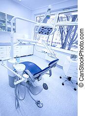 Dental office, equipment