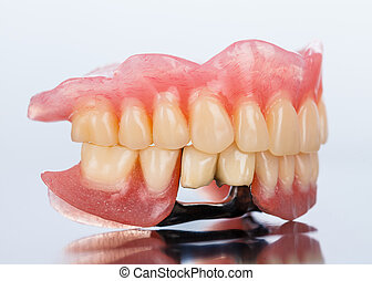Dental Prosthesis - side view