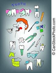 dental, satz
