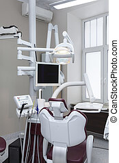 Dental seat - Special dental seat with equipment