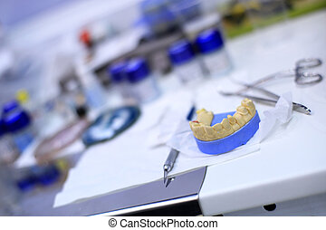 dental, techniker