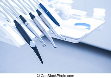 Dental treatment tools