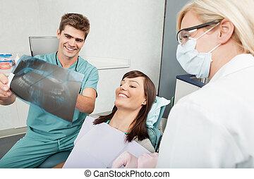 Dental Xray results