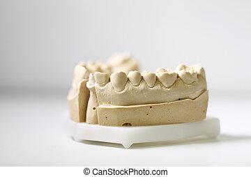 dentale, dentista, oggetti