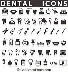 dentale, icone