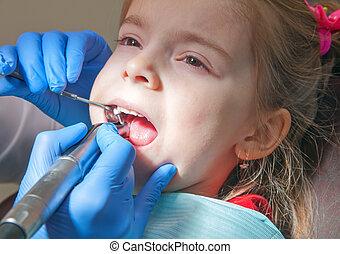 dentale, klinik