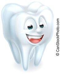 dente, mascote