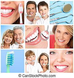 dentes, whitening