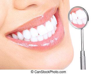 denti, sano