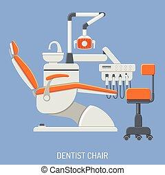 Dentist Chair concept