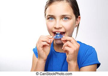 dentist., kind