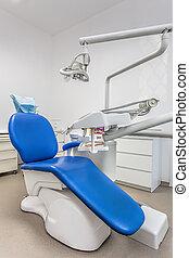 Dentist seat