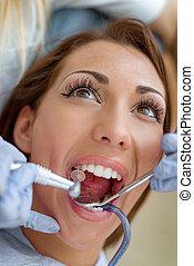 Dentist Treatment