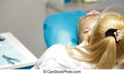 dentiste, patient