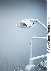 Dentists dental chair