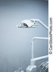 Dentists dental chair