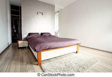 dentro, dormitorio