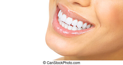 dents, femme