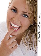 dents parfaites