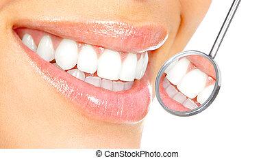 dents, sain