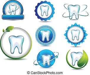 dents, services médicaux