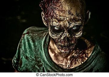 dentudo, zombi