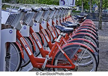 Denver B Bikes Program