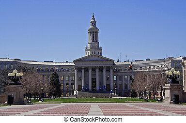 Denver City and County Building - Denver city and county ...