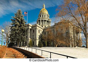 Denver Colorado Capital Building