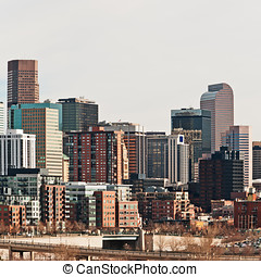 Denver Colorado Downtown Area - Downtown Denver, Colorado...