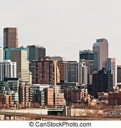 Denver Colorado Downtown Area - Downtown Denver, Colorado...