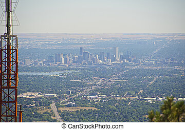 Denver in the Distance